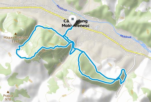 Tura Lunga (18km)