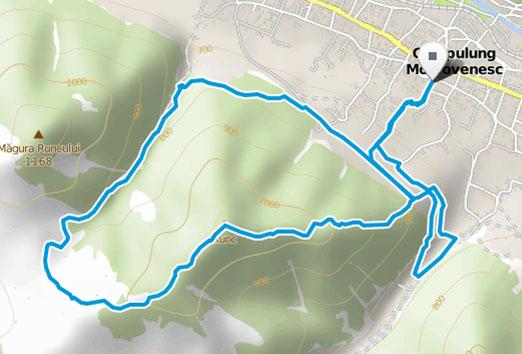 Tura Scurta (10km)